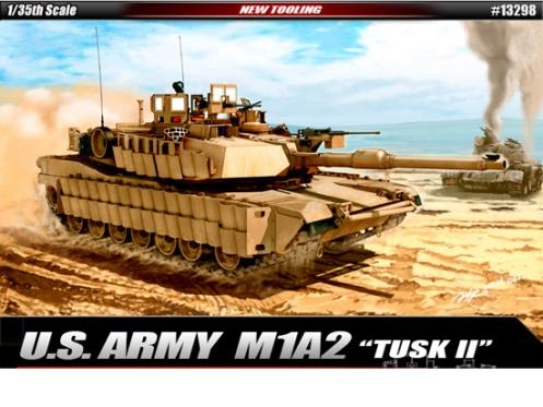 M1A2 Tusk II