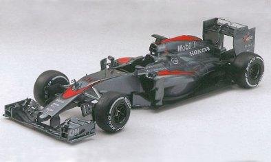 McLaren Honda MP4-30 Japon 2015